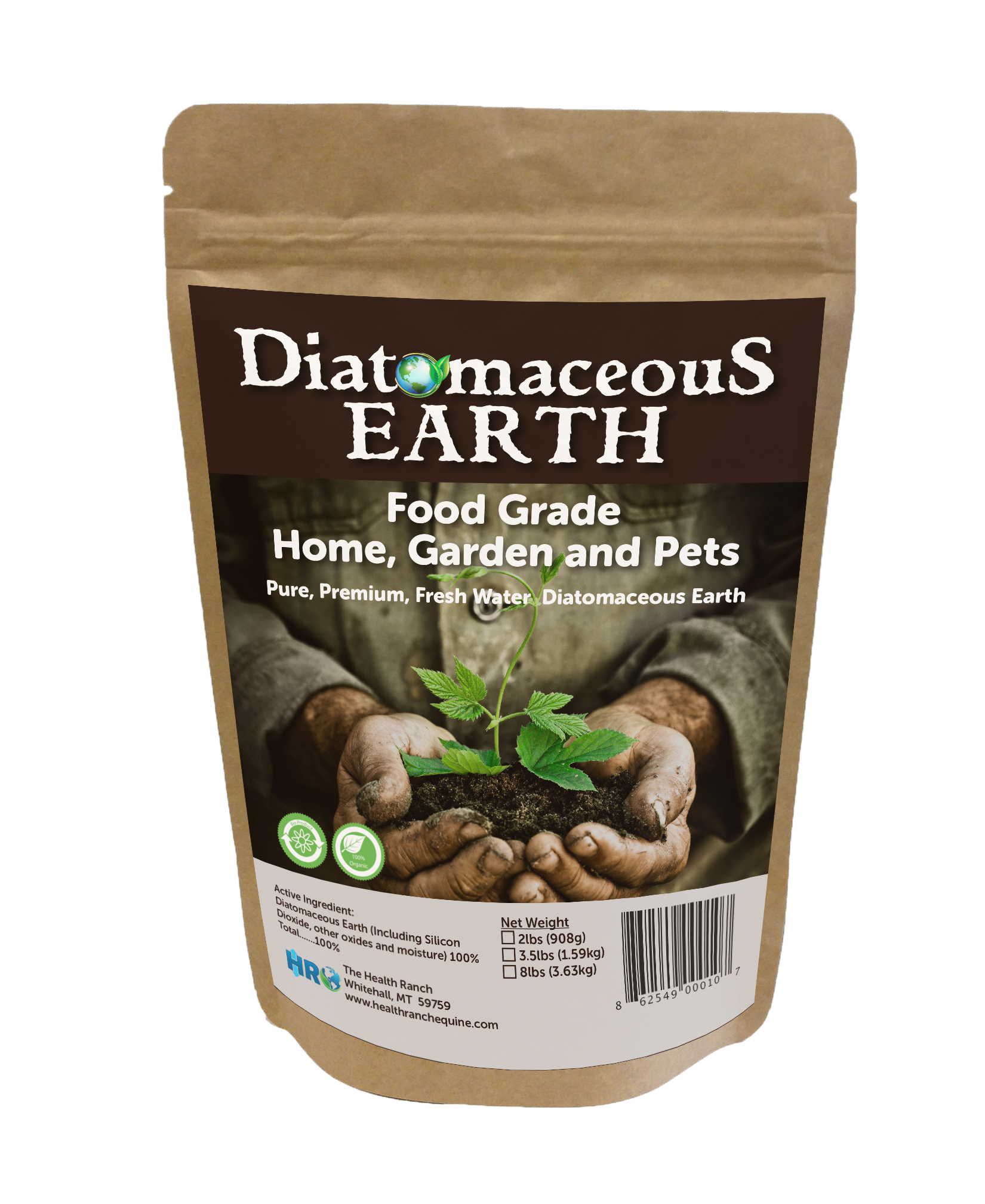 Diatomaceous Earth Health Ranch Equine